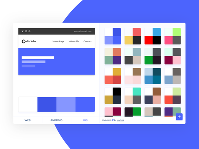 Colorado App colorado website user timeline profile payment illustration dashboard credit card app admin