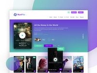 NutFlix - Tv Series - Movies CMS