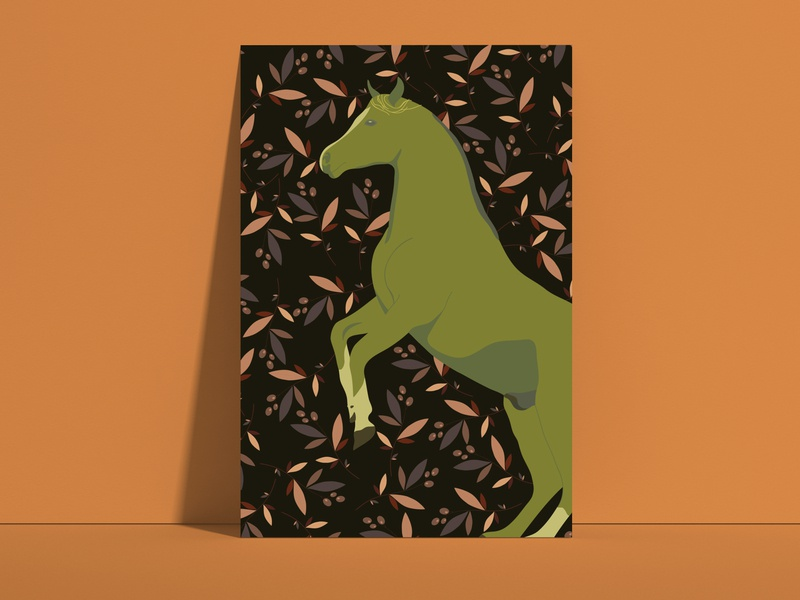 Olive Horse