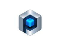 'P' for Platform logo