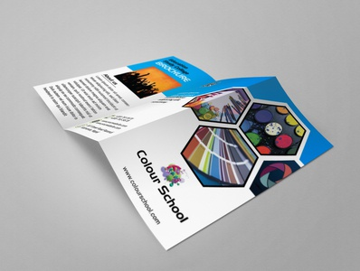 Colour School Brochure