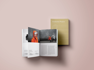 Graduation projects / book
