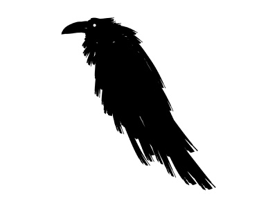 Raven Silhouette Designs Themes Templates And Downloadable Graphic Elements On Dribbble They have interesting symbolic value and are such curious creatures. raven silhouette designs themes