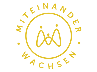 """Logodesign für """"Miteinander wachsen"""" corporate identity corporate design branding website design logo"""