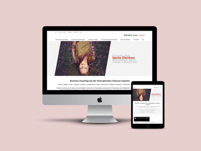 Denkmallaut Webdesign webdesign