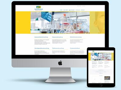 Labor NÖ Webdesign wordpress web design