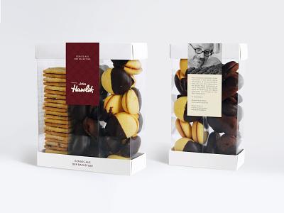 Hawlik Etikett-Design packaging corporate design logodesign
