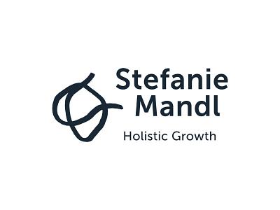 Logo Konzept und Design für Stefanie Mandl illustration design branding and identity corporate identity corporate design logodesign logo branding