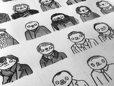 Fictional Character Sloths watercolour sloth painting game of thrones harry potter sherlock the office