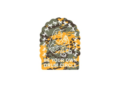 Be Your Own Drum Circle