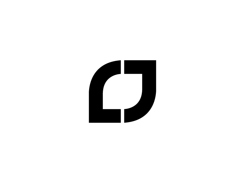 lj logo by lijo joseph dribbble