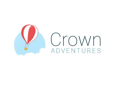 Crown Adventures Logo - Daily Logo #2 logo challenge crown daily logo
