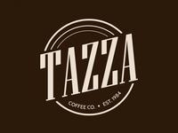 Tazza Coffee - Daily Logo #6