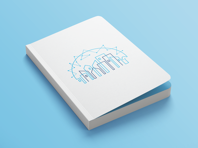 "Book Mockup -""Building Network"" bookcoverdesign illustration bookcovers bookcover"
