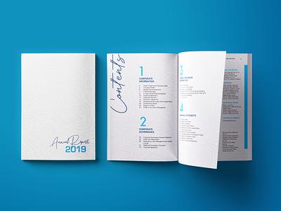 """Book Mockup -""""Annual Report 2019"""" bookdesign bookcoverdesign illustration bookcover"""