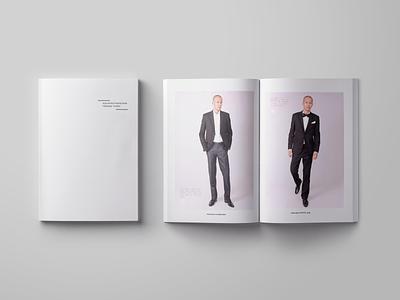 """Book Mockup - """"AR Book Menswear """" bookcover bookcoverdesign"""