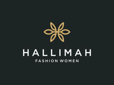 HALLIMAH fashion logo