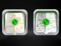 iBeThere app icon