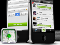 iBeThere app for iPhone