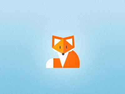 Fox fox animal logo illustration fourplus berlin smart cute