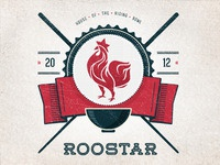 Roostar + Typography