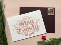 Stay Toasty Cards