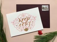 Keep Cozy Card