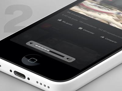 Volumen iPhone iOS 9