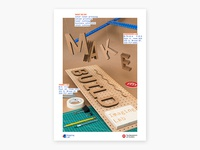 Make / Build Poster