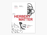 Herbert Matter – Poster