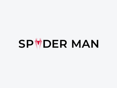 Spider Man marvel art minimal logodesign icon logo design monogram logo wordmark branding brand symbol mark logotype