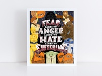 Fear Leads to Anger Print