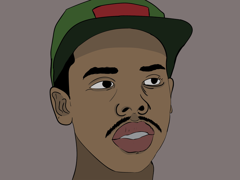 earl sweatshirt design illustration