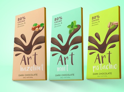 Art packaging design