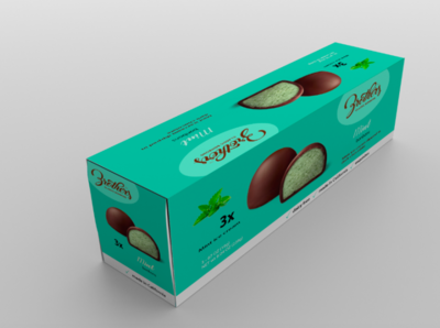 Bonbon packaging design