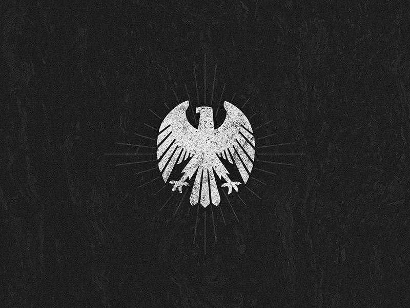 Heraldy fun heraldry eagle illustrator