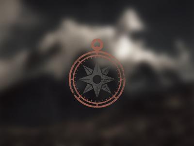 Compass compass logo icon glyph explore