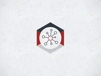 Science Mark science molecule mark logo