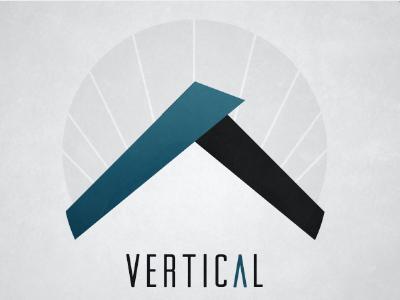 Vertical Logo wip logo branding vertical