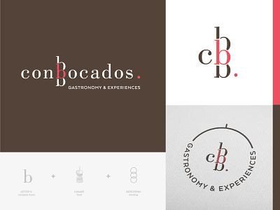 Branding of Conbocados naming logo logotype logodesigner branding branding and identity branding agency branding concept