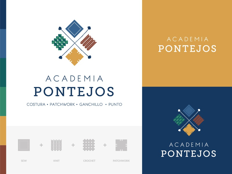 Branding of Pontejos Academy