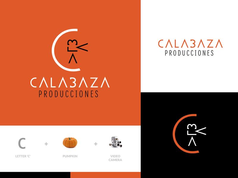 Branding of Calabaza Producciones