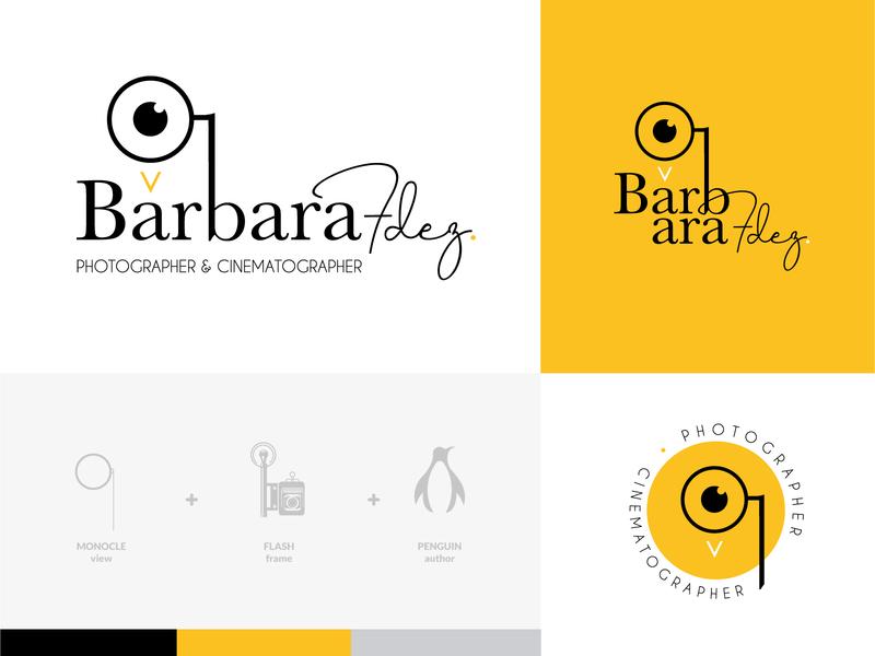 Branding of Bárbara Fdez.