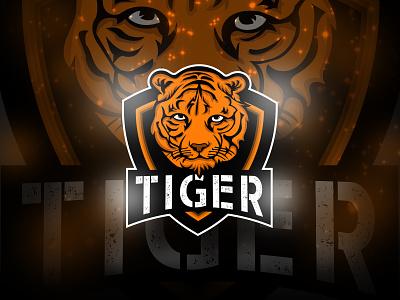 Tiger mascot logo design angry tiger tiger mascot logo tiger logo jersey hockey logo puck ice hocke sports identity sportswear sports logo mascot character mascotlogo esports esportlogo logo logo design animal logo gaming logo mascot design mascot logo