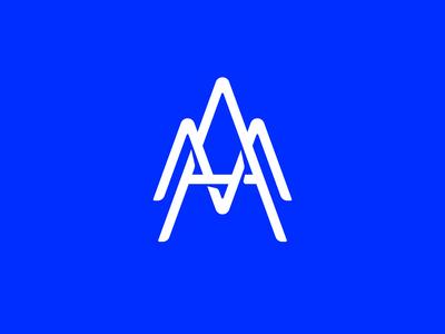 AM monogram