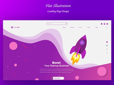 Flat Illustration flat design character design web design free ideas online photo cover eps ai minimal