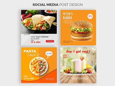 Social Media Post Adds Design eps ai minimal creative