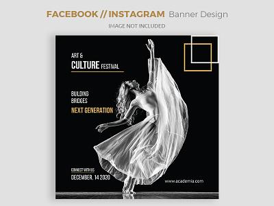 Social Media Post / Banner Design poster eps ai minimal creative