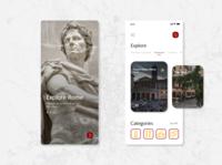 Rome travel app