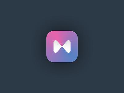 Micros App Icon & Logo app icon design daily ui 005